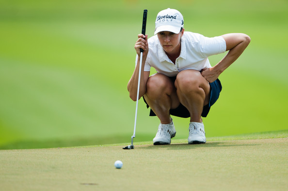 Paige Mackenzie, played on several GJAC Teams in her years with WJGA - late 90s and early 2000s. She and her brother Brock played out of District 4 from Yakima CC. Now works for the Golf Channel.